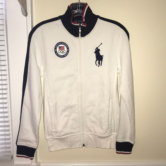 Ralph Lauren Tops Us Olympic Team Jacket Poshmark